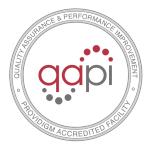 Advanced QAPI Accredited