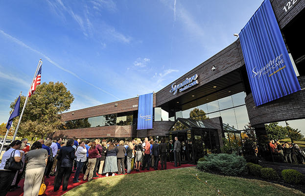 Signature HealthCARE Headquarters opening in Louisville, Ky.